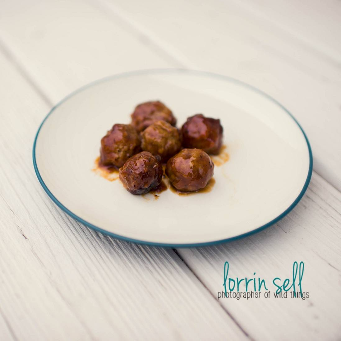 italian barbecue meatballs