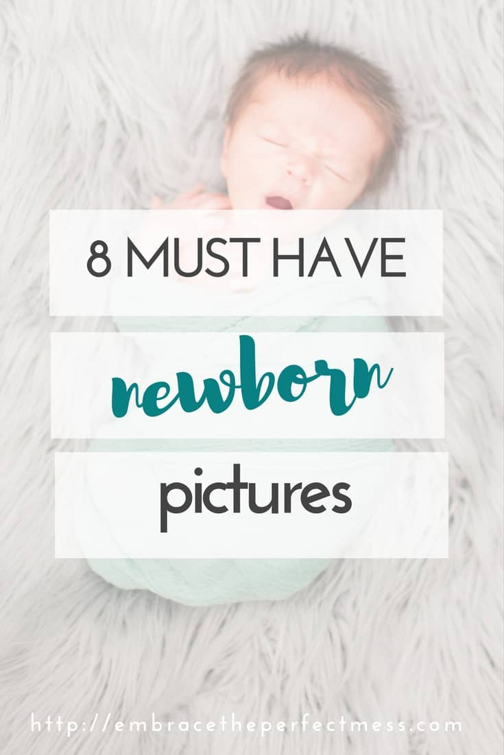 the newborn phase goes so fast! don't let it pass you by, and wish you had something to hang on to. These simple newborn picture ideas are the best!