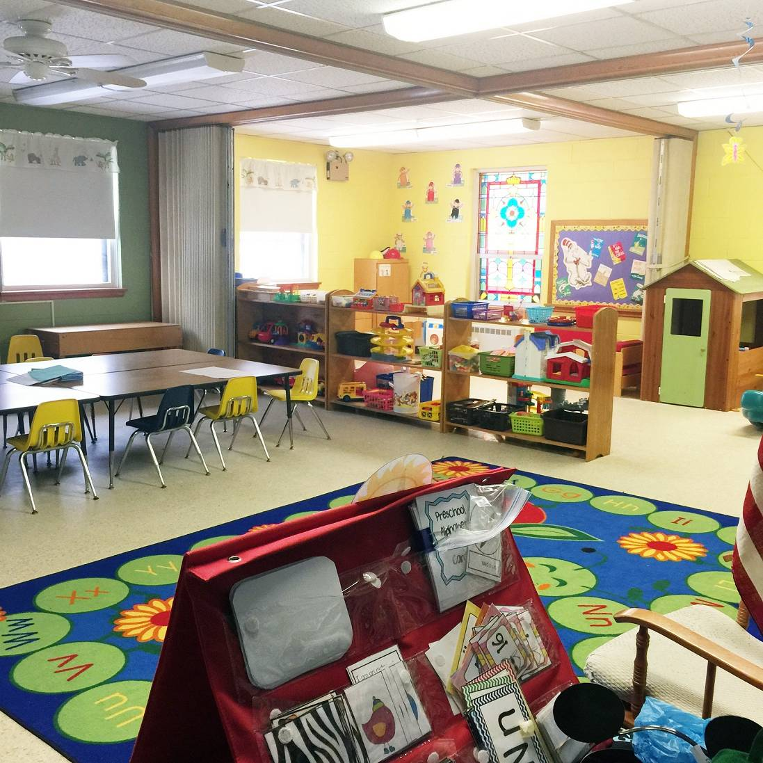 choosing your child's preschool