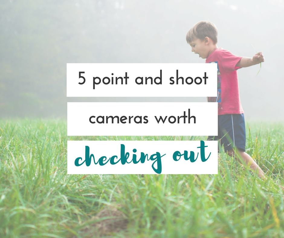 5 point and shoot cameras worth checking out