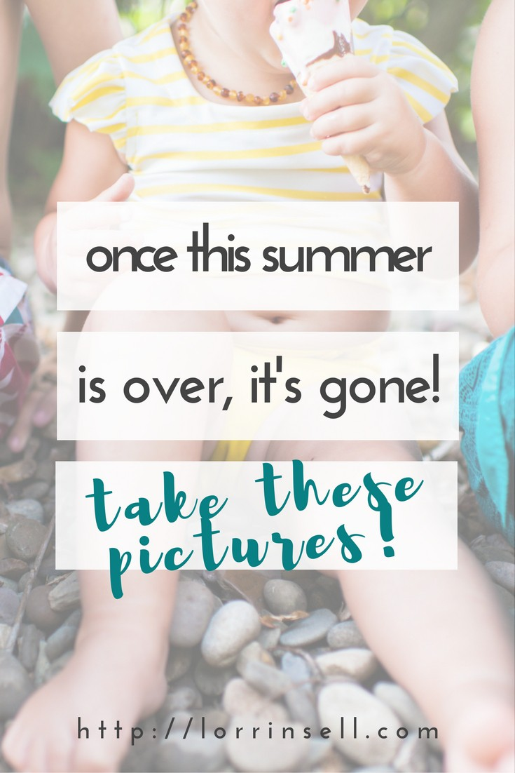 summer is only here for a short time! there are so many memories to capture! do you have summer picture ideas for families?