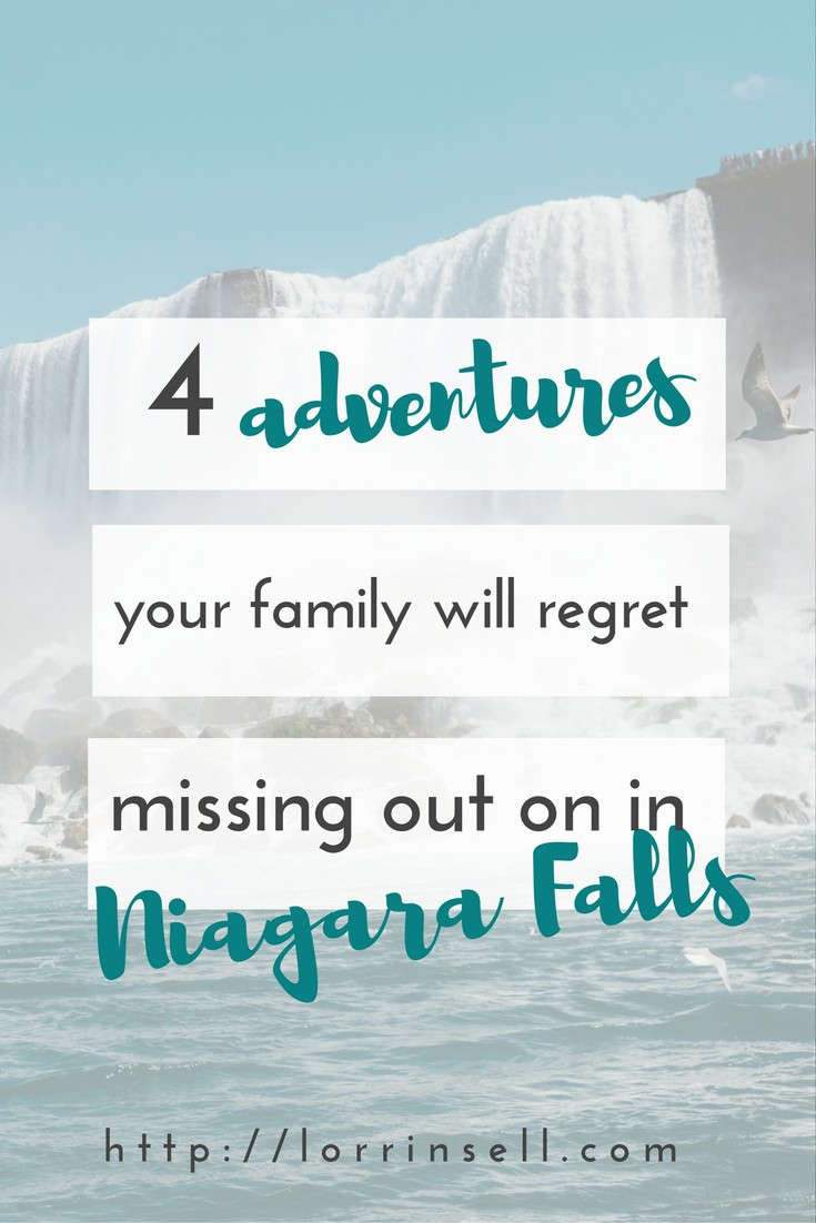 There are so many cool things to do with your family in Niagara Falls, ON. Here are some things you don't want to miss with your kids!