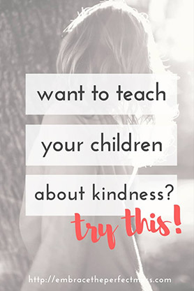 these random acts of kindness for kids are the perfect way to teach your kids about kindness!  #teachingkindness #RAK #randomactsofkindness