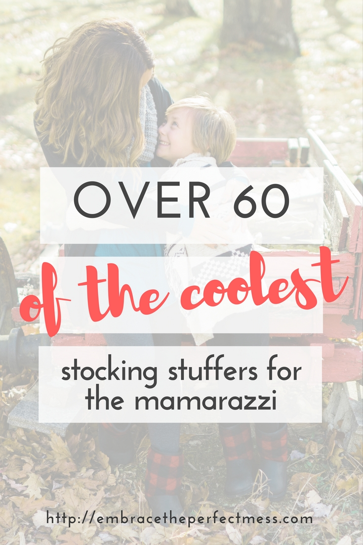 This a great list of stocking stuffers fr people who love taking pictures!