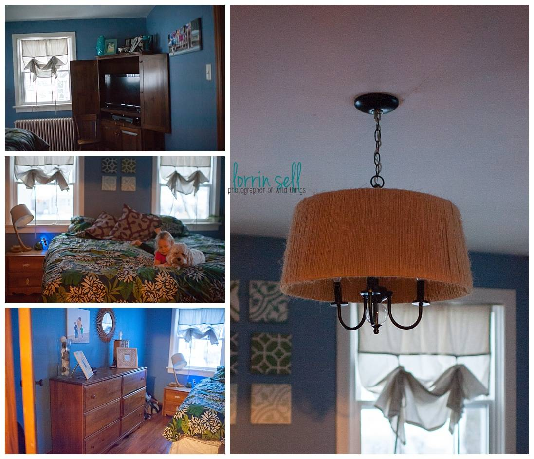 I can't wait to change our mismatched bedroom into an awesome coastal bedroom.