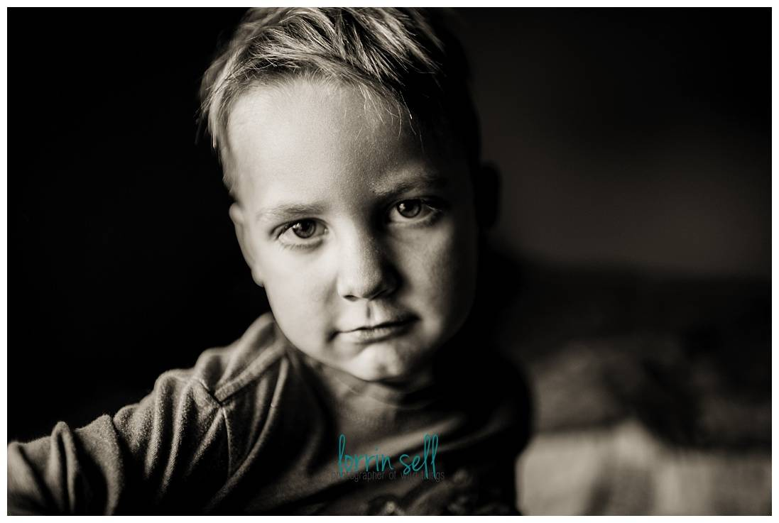 I love being able to use natural light for indoor pictures,. Using window light in pictures is awesome!