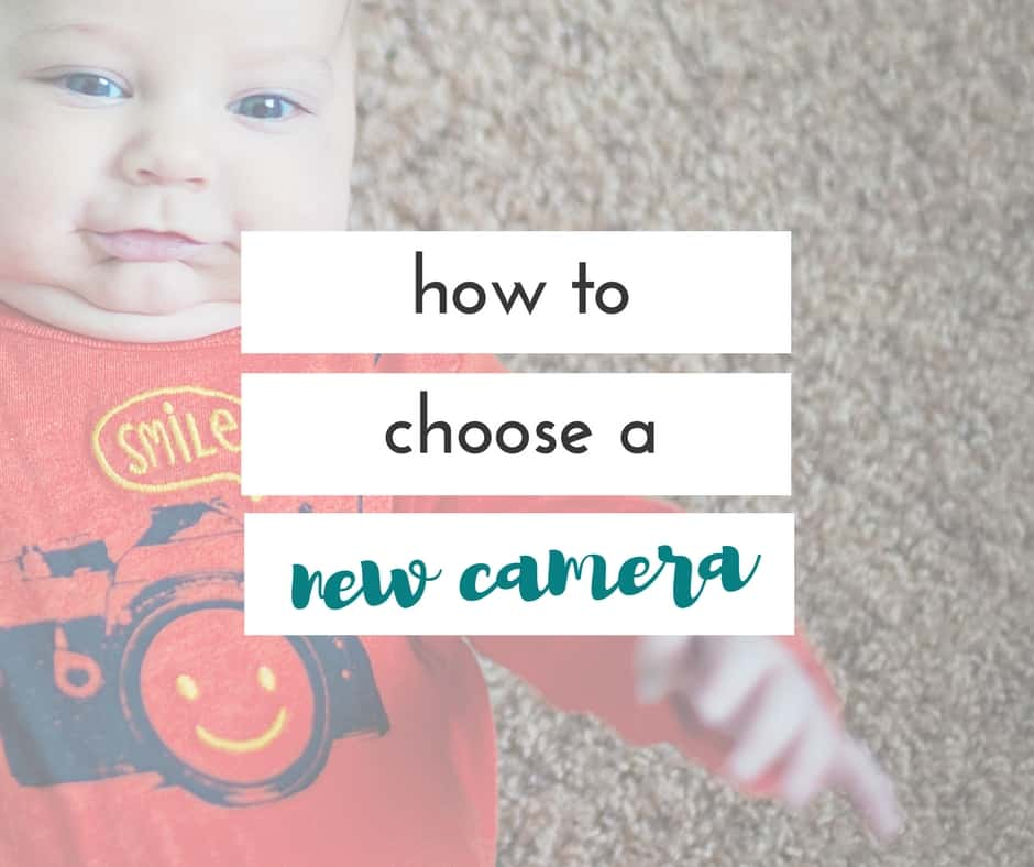 There are so many things to think about when you choose a new camera! I wish someone would have pointed me in the right direction when I was trying to decide which camera to buy!