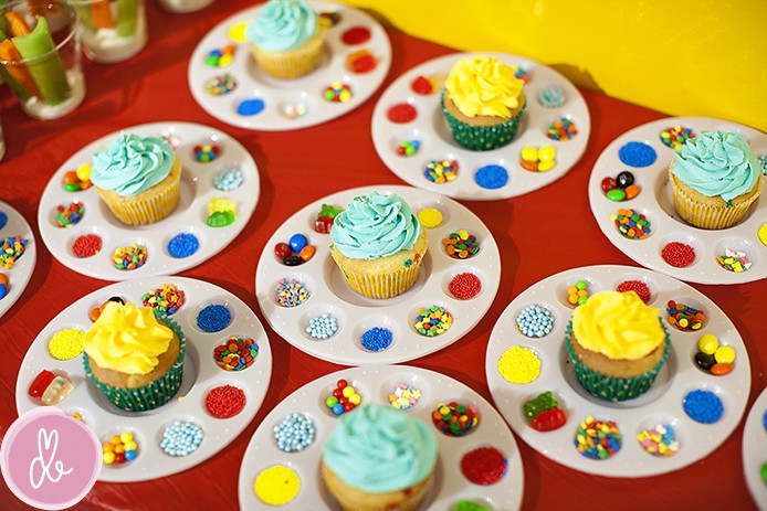 Cupcake Decorating Ideas Blog : Indoor activities for kids embrace the perfect mess