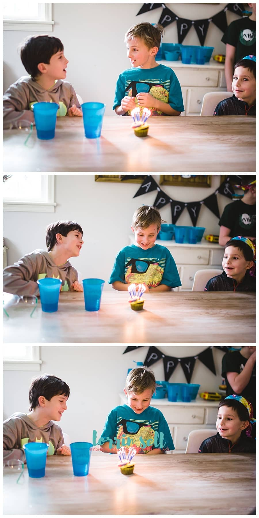 This was such an easy party to plan, and the kids had a blast!