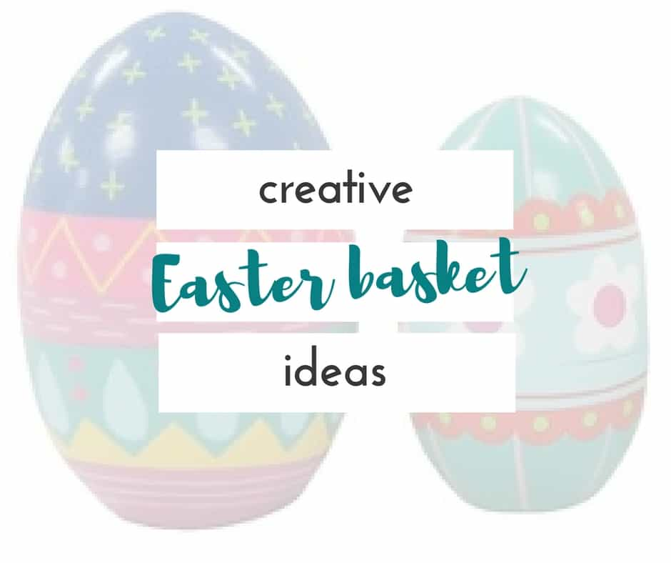 I can't believe how many cool ideas there are here. I love putting stuff in my kids' Easter baskets that aren't candy!