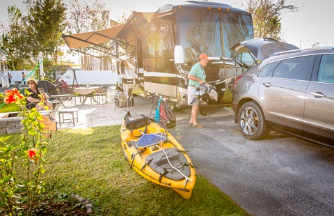 These KOAs are the perfect destinations for families with kids. Not only are these amazing locations, the campgrounds are just incredible!