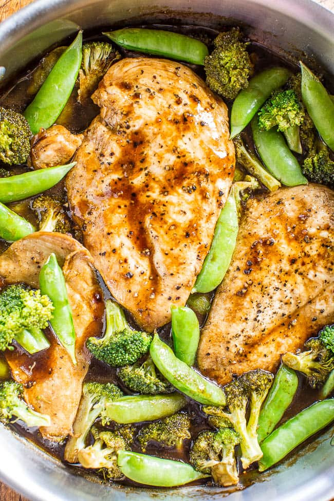 15 minute meals for busy families