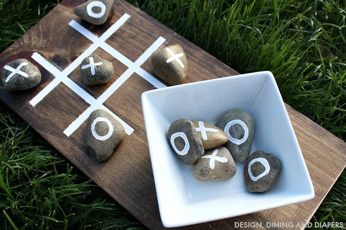 http://designdininganddiapers.com/outdoor-tic-tac-toe-game/
