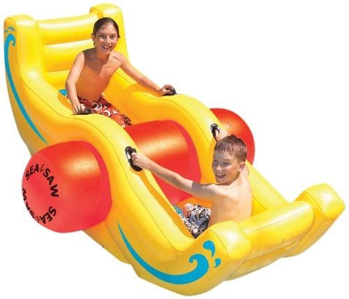 fun inflatable pool floats