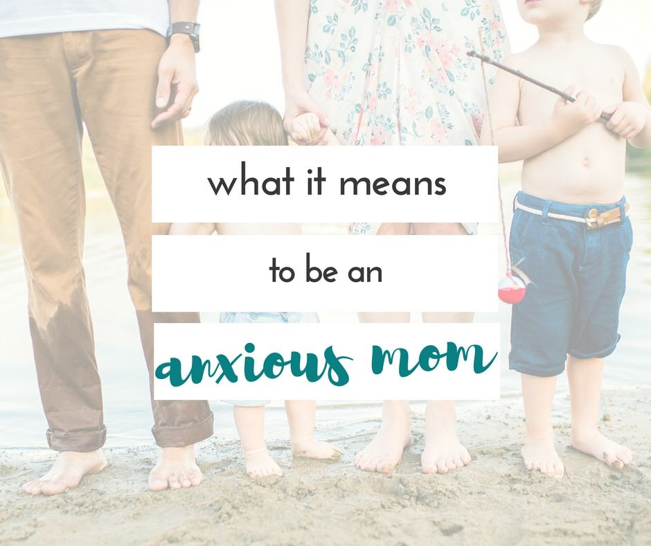 What it means to be an anxious mom means so much more than just depression and anxiety attacks. Many people have anxiety disorders.