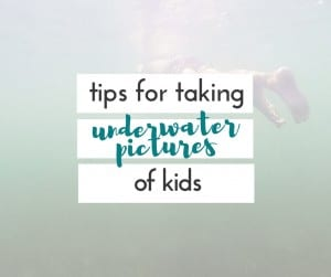 I love underwater pictures of kids, it's one time the kids don't fight me about pictures. These tips for taking underwater pictures of kids are the best!