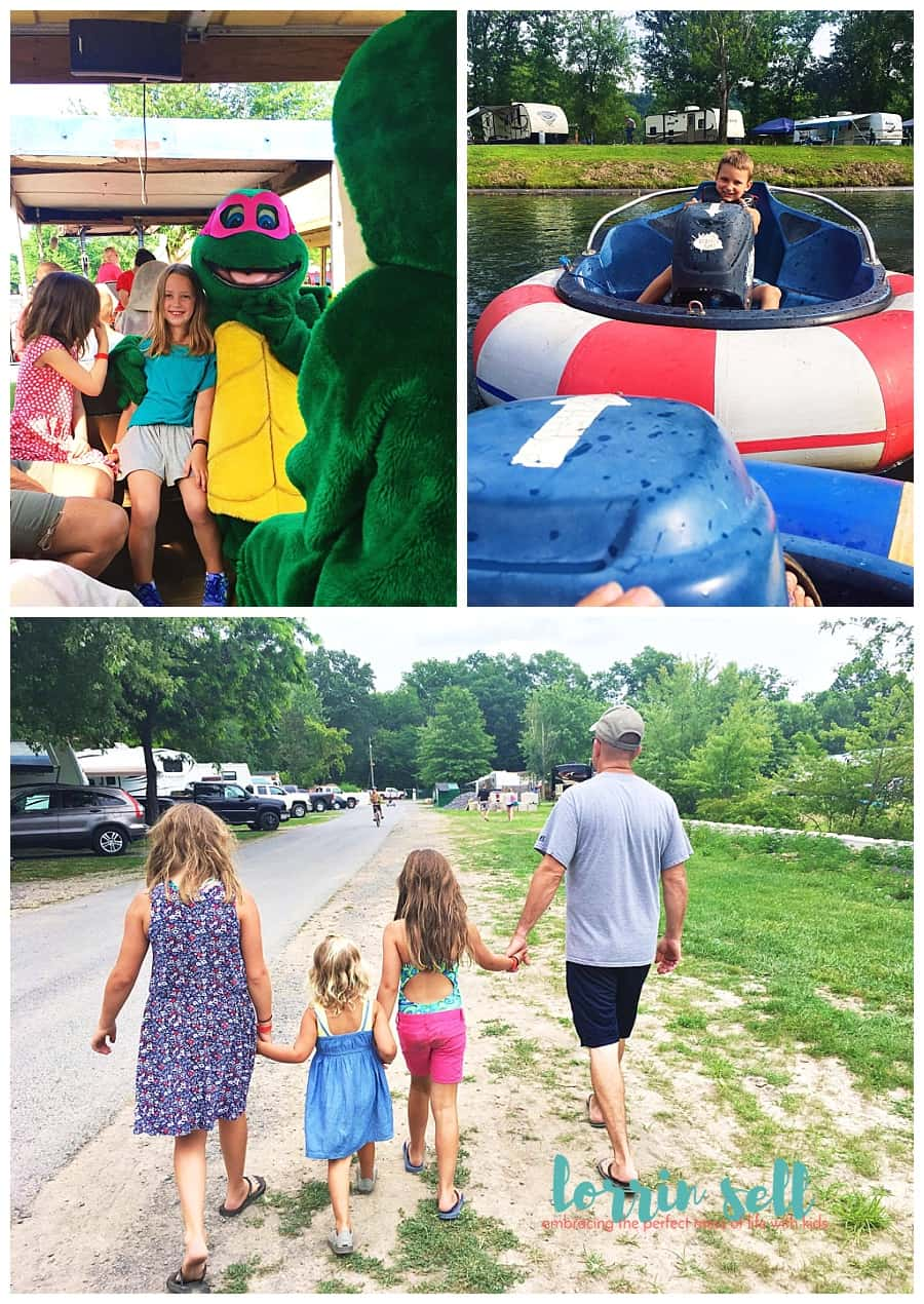 The Splash Magic Campground in Pennsylvania has so many fun activities, and great reasons for families to want to visit the campground.