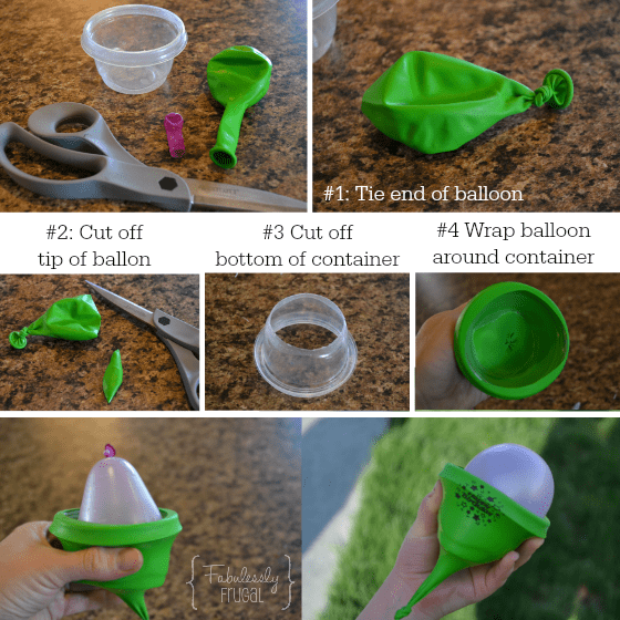 My kids love water balloons. these are great water balloon game ideas for outdoor parties