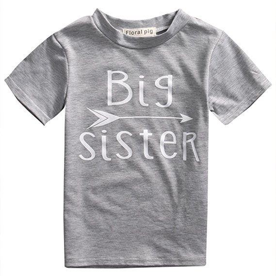 Big Brother Announcement Shirts And Big Sister Announcement Shirts