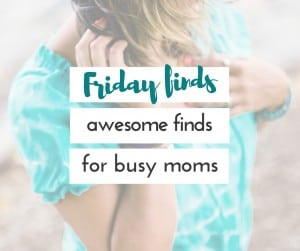 These are great products or services for busy moms and their families!