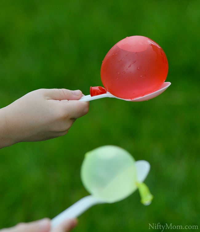My kids love water balloons. these are great water balloon ideas for outdoor parties