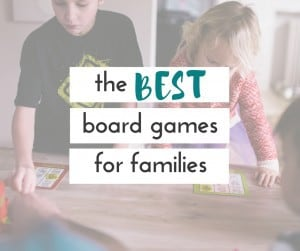 Board games are a great way to spend time as a family. These are the best board games for families with kids of all ages.