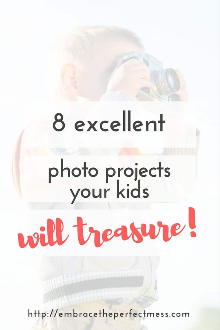 Finding photography projects to do with kids will help foster their creativity. You will love completing these photography projects with your kids.