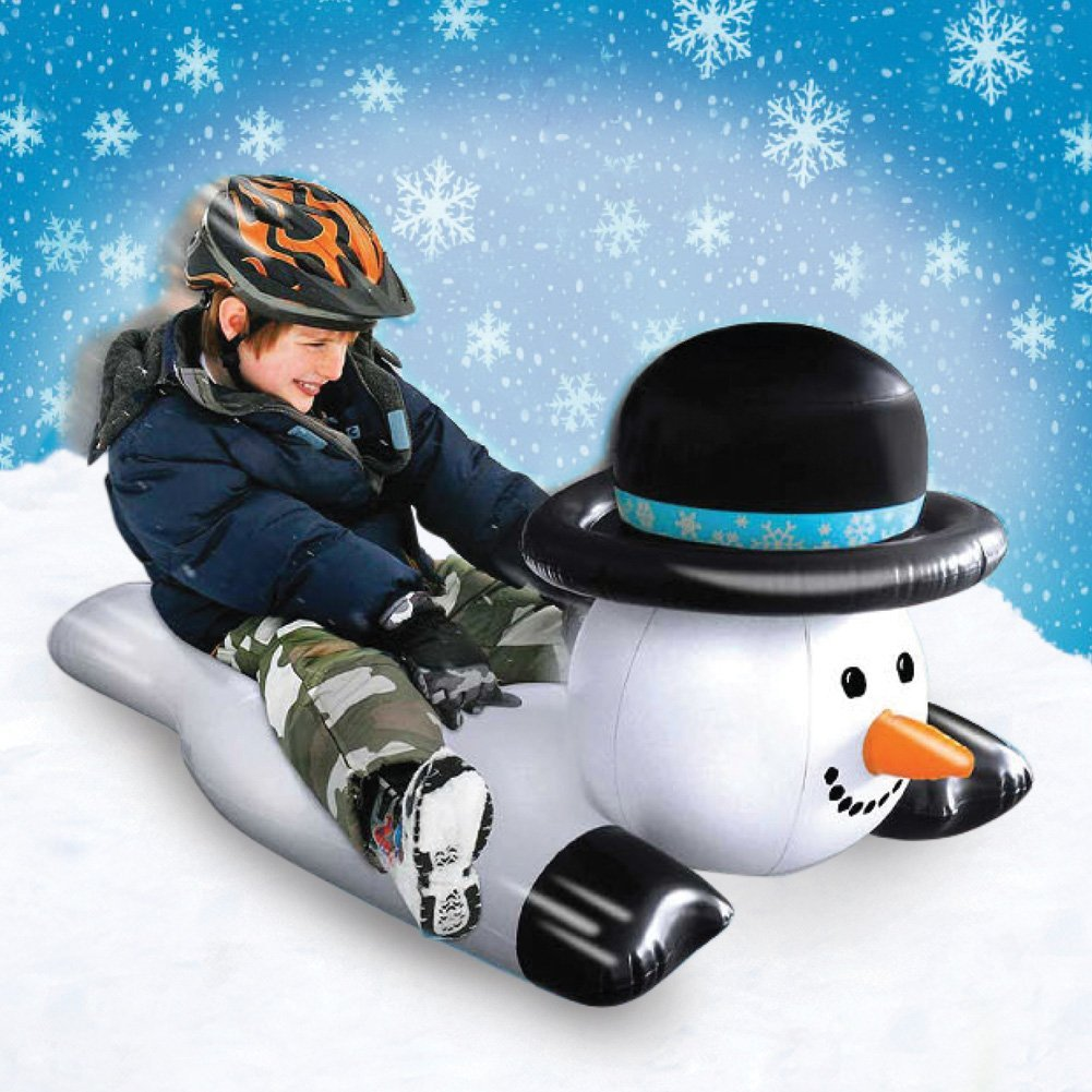 This list of cool snow sleds for kids will have anyone looking forward to spending time in the snow this year giddy. Kids of all ages will love them!