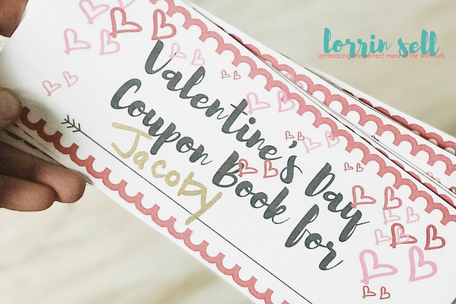 This free Valentine's Day coupon book for kids is the perfect gift to give the little one you love on Valentine's Day. Spending time with your loved ones always trumps material items.