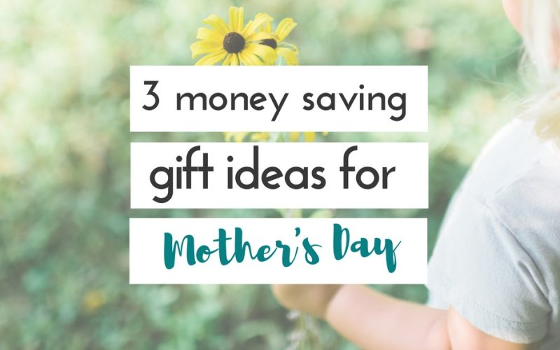 Save money and get an awesome Mother's Day gift