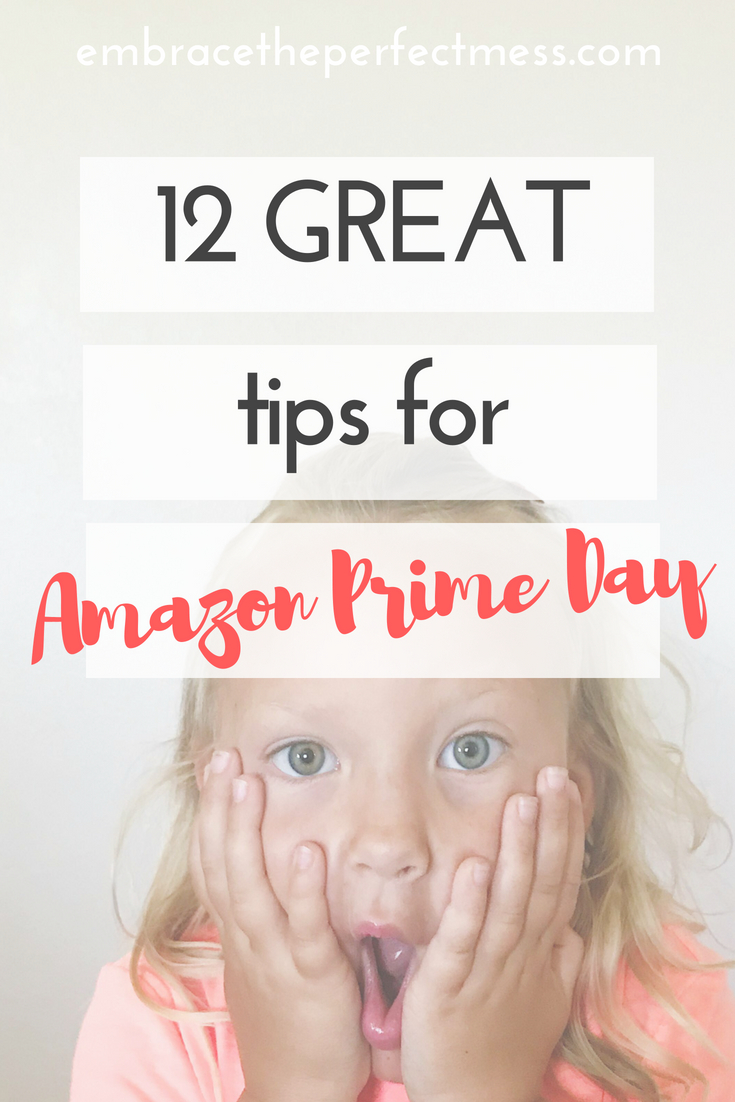 The best tips for Amazon Prime Day that will help you get the most out of the day. You will save so much money on Amazon Prime Day!